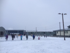 Outdoor recess 3